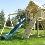 Детский игровой комплекс уличный, Нижний Новгород