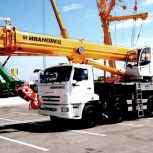 Аренда автокрана 40 тонн 30 метров, Нижний Новгород
