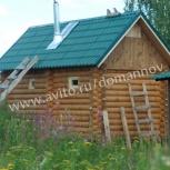 Сруб бани, Нижний Новгород