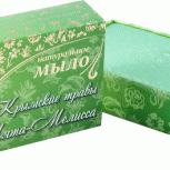 Мыло Мята-Мелисса, 75 г, Нижний Новгород