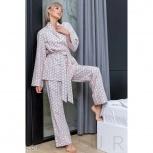 Теплая пижама с принтом, Нижний Новгород