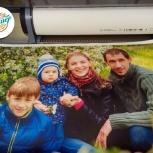 Печать визиток, плакатов, чертежей А0, Нижний Новгород
