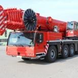 Аренда автокрана LIEBHERR LTM 1200 200 тонн 60(89) метров, Нижний Новгород