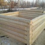 Сруб бани 3*4 скобель, Нижний Новгород