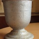 Продам антикварный чугунный вазон, Нижний Новгород