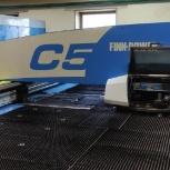 Координатно-пробивной пресс Finn-Power C5, Нижний Новгород