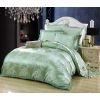 Евро комплект постельного белья жаккард с вышивкой H048-Е 4 наволочки, Нижний Новгород