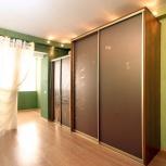 шкаф купе, кухня, гардеробная. комод. любая корпусная мебель на заказ, Нижний Новгород