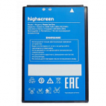 HIGHSCREEN Аккумулятор Highscreen Power Ice Evo (5000 Mah), Нижний Новгород
