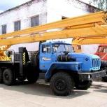 Аренда автовышки 28 метров коленчатая вездеход, Нижний Новгород