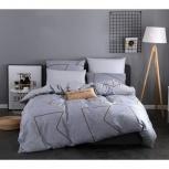 Комплект постельного белья люкс-сатин A064 2-спальный наволочки 70-70, Нижний Новгород
