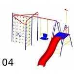 Нижний Новгород Детский спортивный комплекс «Пионер-Стрела-04», Нижний Новгород