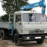 Аренда манипулятора 10 тонн, Нижний Новгород