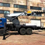 Аренда автовышки 45 метров Телескопическая, Нижний Новгород
