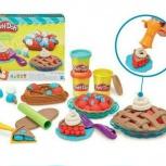 Ягодные тарталетки набор для лепки Play-Doh от Hasbro, Нижний Новгород