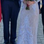 Красивое Свадебное платье  р.44-46, Нижний Новгород