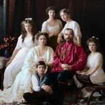 Продам картины маслом холст царская семья, Нижний Новгород