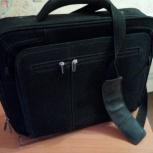 Кейс для ноутбука и деловых бумаг.Цвет черный,практически новый., Нижний Новгород