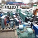 Склад холодильного и морозильного оборудования бу, Нижний Новгород