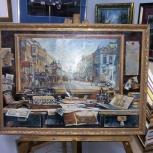 продаю картины в багете холст масло, Нижний Новгород