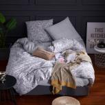 Комплект постельного белья сатин C287 1.5 спальный, Нижний Новгород