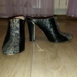 Туфли женские (Сабо), Нижний Новгород