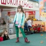 """Приглашаем девочек в детскую школу моделей """"Динамика моделс"""", Нижний Новгород"""