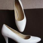 Туфли из натуральной кожи, новые, Нижний Новгород