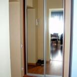 Зеркальные двери-купе (полный комплект), Нижний Новгород