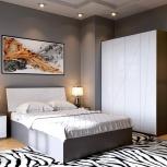 Спальня новая модель в рассрочку с доставкой, Нижний Новгород