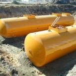 Резервуар горизонтальный стальной РГС-50 м3 (РГСП-50м3), Нижний Новгород
