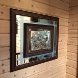 зеркала изготовлю на заказ эксклюзивные, Нижний Новгород