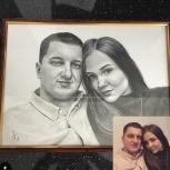 Портрет по фото, Нижний Новгород