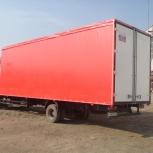 Установить фургон на валдай газон некст мерседес ивеко ман камаз маз, Нижний Новгород