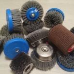Щётки для шлифовки и брашировки, браширование ,брашируют, браш, Нижний Новгород