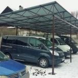 Навесы для автомобилей (автонавесы), Нижний Новгород