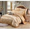 Комплект постельного белье жаккард с вышивкой H045 4 наволочки, Нижний Новгород