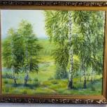 Картины с видами нижнего новгорода и пейзажами, Нижний Новгород