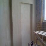 Механизированная штукатурка стен, ремонт квартир и офисов, Нижний Новгород