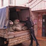 Вывоз мусора на камазе, Нижний Новгород