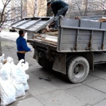 Уборка квартир и офисов от мусора и мебели, Нижний Новгород