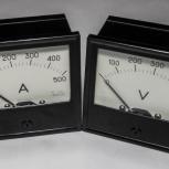 Амперметры вольтметры постоянного тока М-381, М-330, М-367, М-309, Нижний Новгород