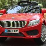 Детский электромобиль BMW красный, Нижний Новгород