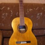 Продам классическую концертную гитару ручной работы, Нижний Новгород