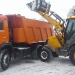 Уборка снега! Вывоз снега! Трактор! Погрузчик!, Нижний Новгород