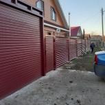 Установка Заборов, Нижний Новгород