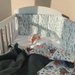 Бортики в детскую кроватку, Нижний Новгород