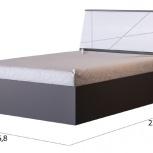 Кровать новая модель в рассрочку с доставкой, Нижний Новгород