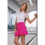 Яркая юбка с воланом, Нижний Новгород