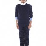 Школьный пуловер для мальчика Gino de Luka, р-р 128, Нижний Новгород